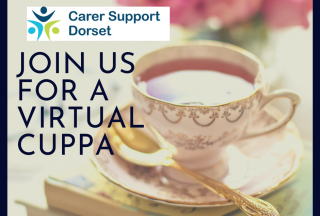 Virtual Cuppa – Guest Speaker thumbnail