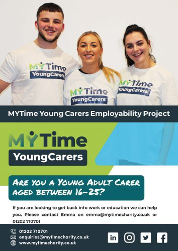 MyTime Employability Flier