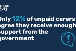 Carers Trust survey results thumbnail