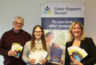 Carer Support Dorset Earns Trusted Charity Mark Award thumbnail