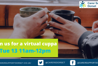 Virtual Cuppa with guest speaker, Leah Boyland from Arthritis Action thumbnail
