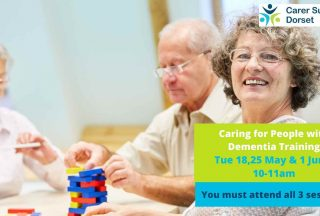 Caring for people with dementia training (3 of 3 sessions) thumbnail